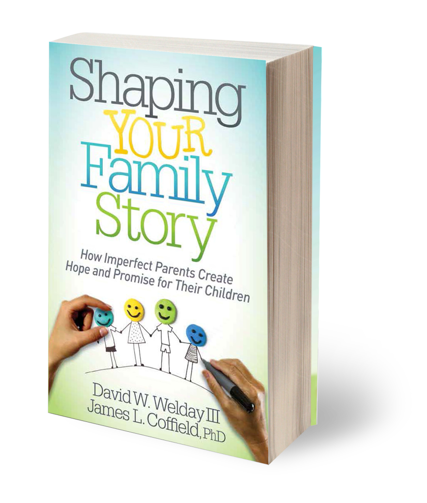 Book-shaping your family story